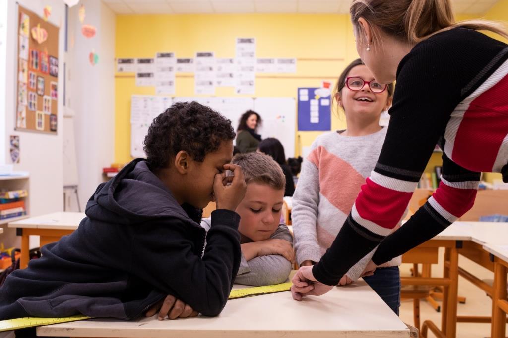 Groupe scolaire Vitagliano -
